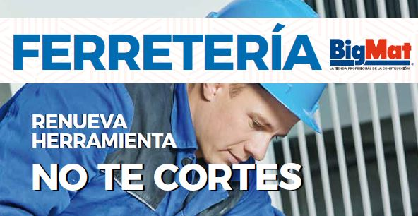 FOLLETO FERRETERIA 2018/2019